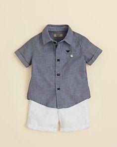 Armani Junior Infant Boys