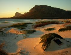 Early evening, Pringle Bay, Western Cape, South Africa