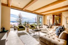Most Expensive House in Seattle Listed for $13.25 Million Photos | Architectural Digest