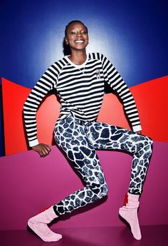 "Model Yaya Deng für Peter Alexander ""Bright Nights"" Kampagne ---Model Yaya Deng for Peter Alexander "" Bright Nights"" Campaign Hier: http://fabmagazineonline.com/fab-fashion-kenyan-born-model-yaya-deng-peter-alexander-sleepwear-bright-nights-catalogue/ Photographer: Simon Lekias"