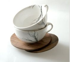 Tree cups.