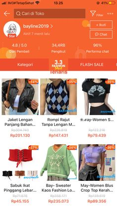 Best Online Clothing Stores, Online Shopping Stores, Aesthetic Shop, Aesthetic Clothes, Online Shop Baju, Casual Hijab Outfit, Shops, Teenager Outfits, Korean Fashion