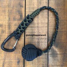 Paracord Knife, Paracord Keychain, Paracord Bracelets, Hidden Weapons, Survival Knots, Paracord Braids, Knots Guide, Rope Knots, Bracelet Knots