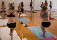 For any Hot Yoga fans, Bikram Yoga is the perfect place to practice.