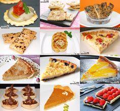 Doce recetas con masa quebrada