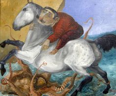 L'ACCADIMENTO by Giuseppe Antonio Procopio (aka Pino Procopio), born In Guardavalle In 1954.