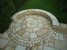 circular paved patio ideas - Block Paving - Patios and Fences in Essex