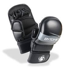 Axis V2 Pads Black Black Boxing Sparring Training Bytomic Curved Focus Mitts