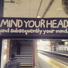 London Underground supporting mental health on Time to Talk Mind You, London Underground, Mental Health