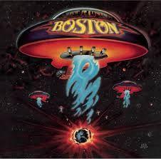 About that Boston album cover Rock N Roll, Whitney Houston, Framed Records, Vinyl Records, Boston Band, Boston Boston, Boston Music, Soundtrack, Album Covers
