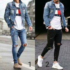 1 or 2? Mine personal is 2, which one would you rather wear? Style by: @chris_kv11 & @tobilikee DM for Shoutouts ➖➖➖➖➖➖➖➖➖➖➖➖➖➖➖➖ Ever wondered how to become succesful in streetstyle? And how to turn streetstyle into personal business? CHECK THE LINK IN OUR BIO ➡@streetstylegents⬅ CHECK THE LINK IN OUR BIO ➡@streetstylegents⬅ ➖➖➖➖➖➖➖➖➖➖➖➖➖➖➖
