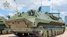 7 Modern Russian Military Vehicles We Respect. Best Russian Weapons in H...