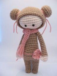 handmade amigurumi doll #crotchet #animals #toys #crotchetanimals Crotchet Animals Must make!