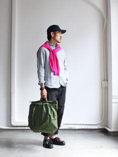 【再入荷】 maillot Sunset work shirts MAS-002 Strato