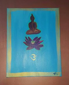 Check out this item in my Etsy shop https://www.etsy.com/listing/239050519/meditate-lotus-om