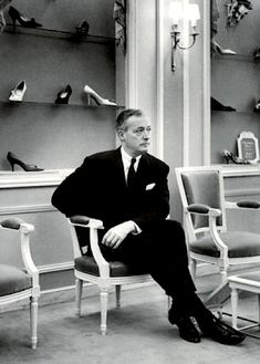 Roger Vivier-in my opinion the greatest shoe designer who ever lived. If you don't know who Vivier is and his shoes then you obviously are not a true shoe person. End of story.