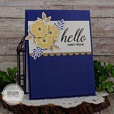 Stamp Tv, Subtle Background, Cards For Friends, Friend Cards, Flower Market, I Card, Hue, Card Stock, Challenges