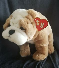 d66d83a1d65 Ty Beanie Baby Cassie The Collie Rare Mint Condition Retired With Tags Plush  Toy