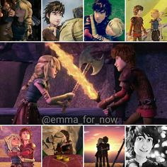 OH MY GOSH THIS IS SO ADORABLE!!!! What episode I the pic of Hiccup in the bottom left? He looks so hawt!!!!!