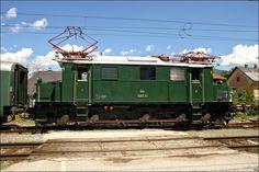 E-Lok 1080.01 fährt mit Sonderzug R 16413 von Selzthal nach Hieflau. Admont 19.07.2008