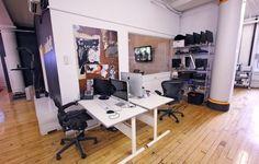 Coworking Space - Work Market, New York, USA