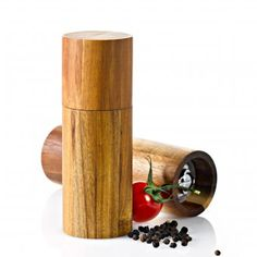 AdHoc Pepper or salt mill Acacia small