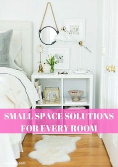 Let's make something big in your small space with these tips below. Expand your useable space by taking advantage of your walls. Fabric Storage, Bed Storage, Trendy Furniture, Furniture Making, Three Door Wardrobe, High Beds, Minimalist Bed, Multipurpose Furniture, Wardrobe Furniture