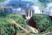 Victoria Falls, Zimbabwe ~ Vacation Destinations