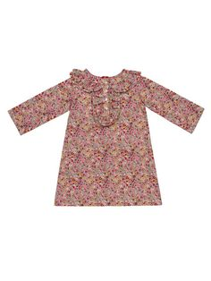 Short Sleeves Crossed Dress by Elephantito on Gilt.com