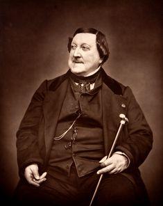 Wednesday 29th of February 1792  Composer Gioachino Antonio Rossini is born in Pesaro, Marche, Italy.