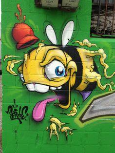"""Artist :Scribe """"Donald Ross """""""