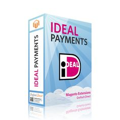 Magento extension iDeal payments - Magento extensions | http://grafischdirect.com