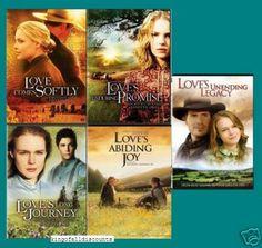 Love Comes Softly movie series