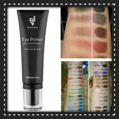 BRAND NEW YOUNIQUE PRODUCT! This just became available for sale! Eye primer! Check out how the colors pop!  https://www.youniqueproducts.com/TrueKalon/party/3129495/view