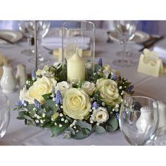 aranjament-sala-lisianthus-trandafiri-muscari-109 lei