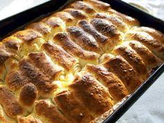 Preparare Placinta banateana de la sat Sweets Recipes, Cookie Recipes, Desserts, Pizza Pastry, Romanian Food, Romanian Recipes, Dough Recipe, Sweet Bread, Bakery