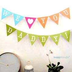 Quick Diy Decorations, Paper Decorations, Father's Day Printable, Printable Crafts, Free Printables, Papel Picado Templates, Home Crafts, Fun Crafts, Crepe Paper Crafts