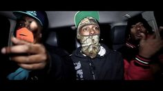 """Lil Blood """"Fired Up"""" f/ Yung Skreww & Lil E"""