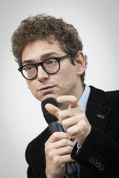 Alexandre Largier, sociologue, responsable des études prospectives, Travail & Métiers à la SNCF / Forum Bien vivre au travail SNCF (novembre 2013) 2013, November