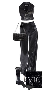 """""""Untitled #294"""" by victoriaburton1 ❤ liked on Polyvore featuring Jean-Paul Gaultier, Christian Dior and Dsquared2"""