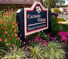Carnaby Village Townhomes are beautiful Columbus apartments, located on McNaughten Road, just east of Basement For Rent, Townhouse, Apartments, Ohio, The Unit, Live, Beautiful, Columbus Ohio, Terraced House