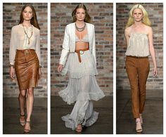 Crafty Lady Abby: NYC FASHION WEEK: Sachin + Babi