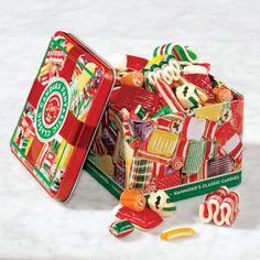 Hammonds® Old Time Christmas Tin
