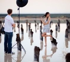 8 Secrets of a Great Photographer's Assistant