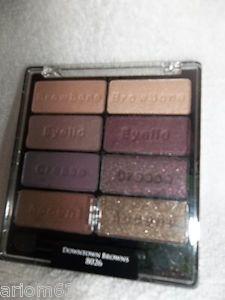 Black Radiance WET N Wild 8 PAN Palette Eyeshadow IN Downtown Browns 8026 | eBay