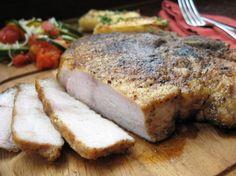 Moist Pork Chops