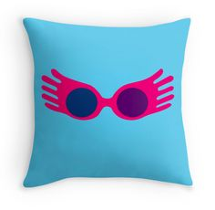 A pillow to really show your Luna love.
