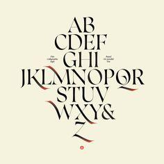 Caligo Typeface on Behance — Designspiration