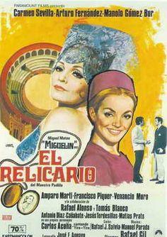 El Relicario (1970) Español