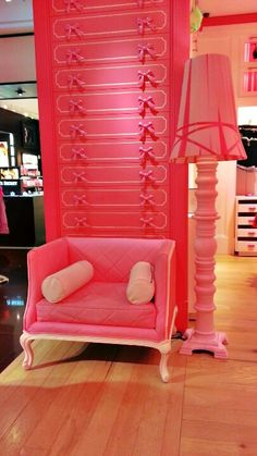 I Love The Bow Dressers And Love The Chair!!! So Feminine And FAB. Victoria  Secret ...